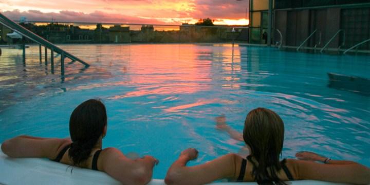 date ideas bath - twilight spa