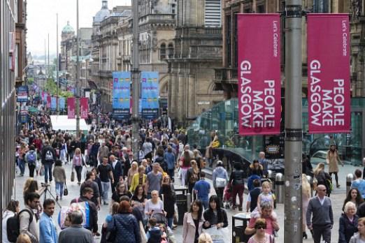 Glasgow residents