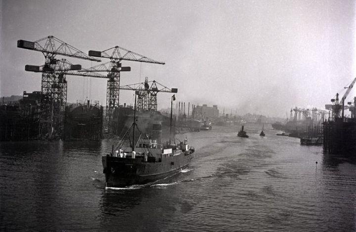 Glasgow shipbuilding
