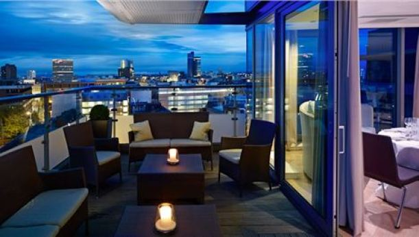 manchester penthouse