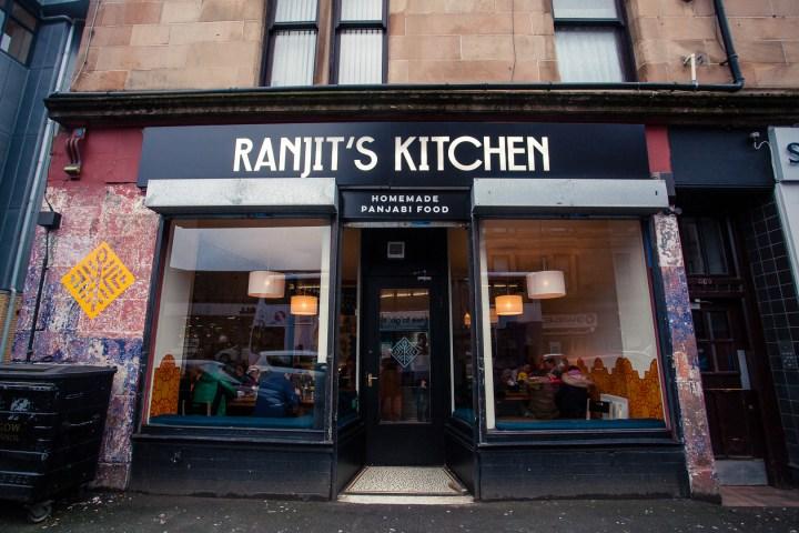 Ranjit's Kitchen