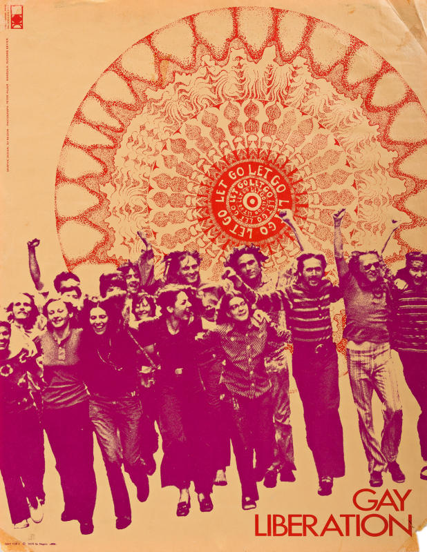 history of the gay liberation front
