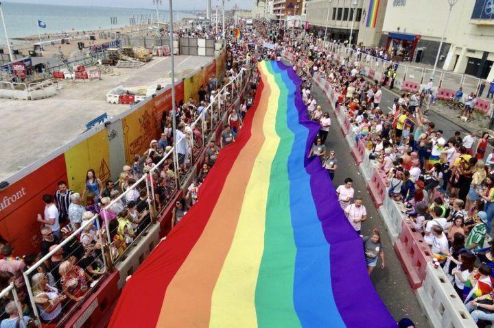 Pride events 2021