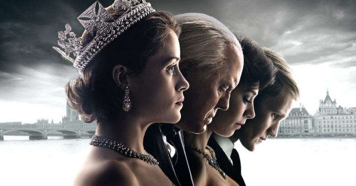 the crown shows Netflix will be cancelling