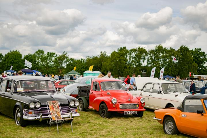 summer car events in oxford