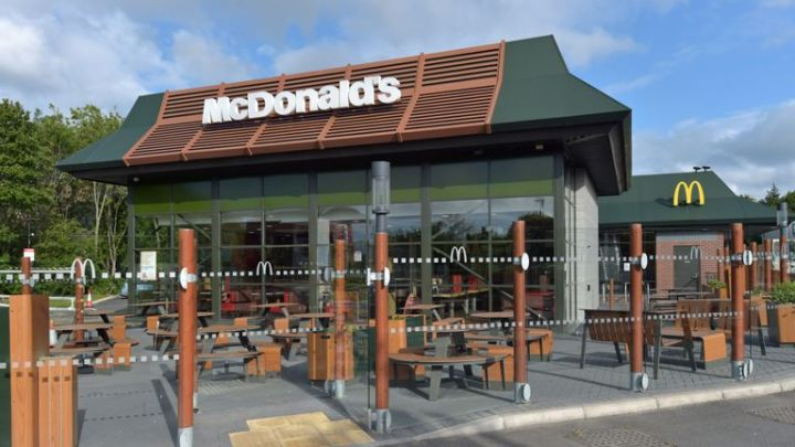 mcdonalds menu uk