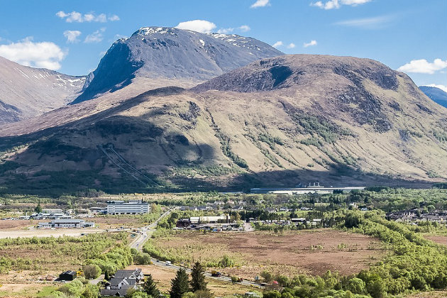 ben nevis places to hike uk