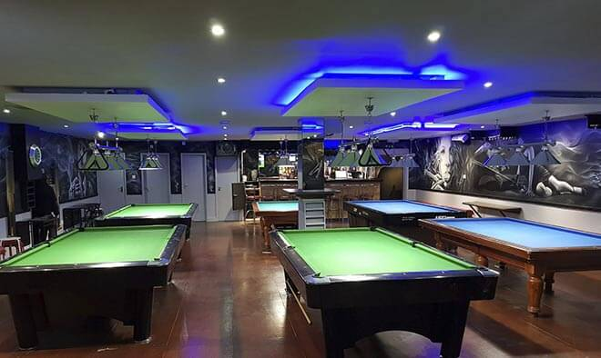 The Pool Lounge london