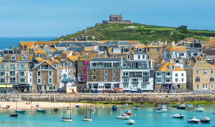 best seaside towns in the UK