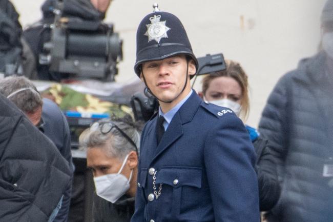 harry styles my policeman