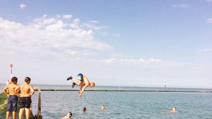 Kent wild swimming