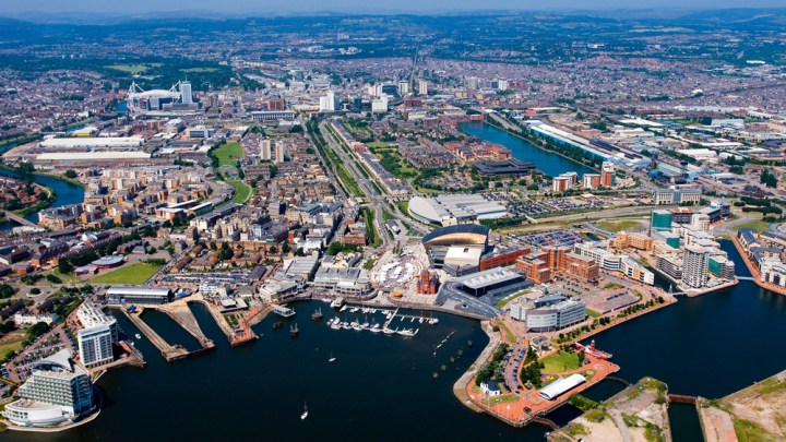 cheap staycation in Cardiff