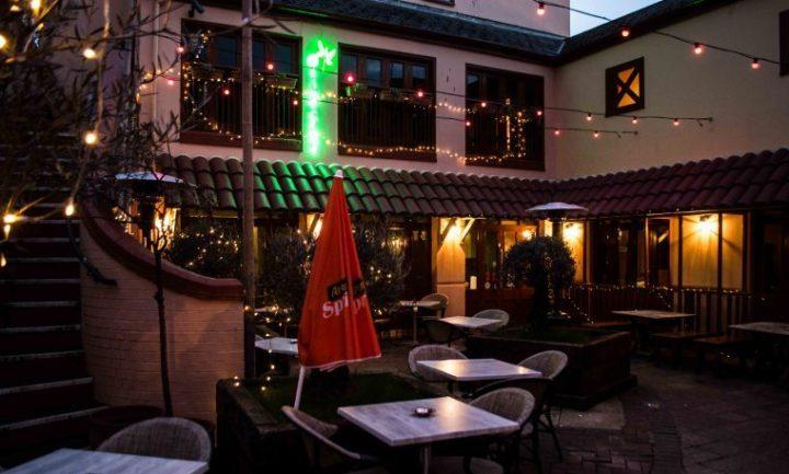 olive grove brighton outdoor restaurant