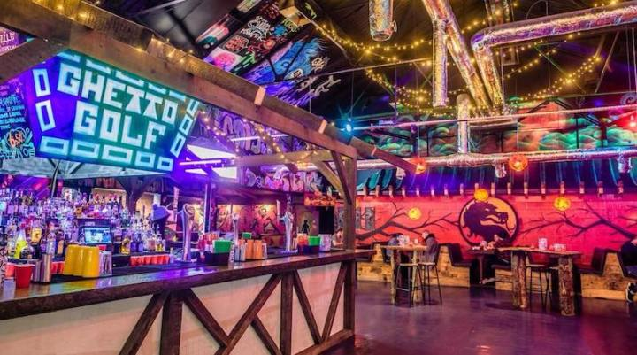Ghetto Golf - best things to do in Birmingham for students