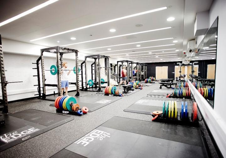 gyms in leeds