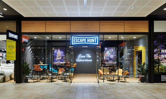 Escape Hunt - best things to do in Birmingham for students