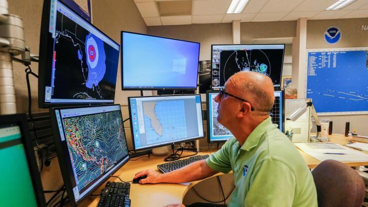 Meteorologist job profile