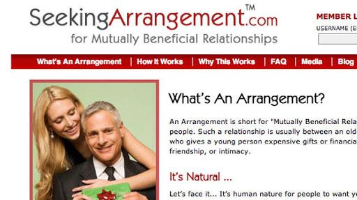 seeking arrangement uk