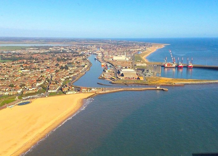 cheap staycation in Great Yarmouth