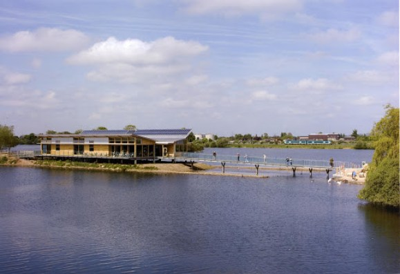 David Attenborough Reserve - 20 best things for students Nottingham