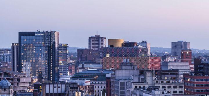 cheap staycation in Birmingham