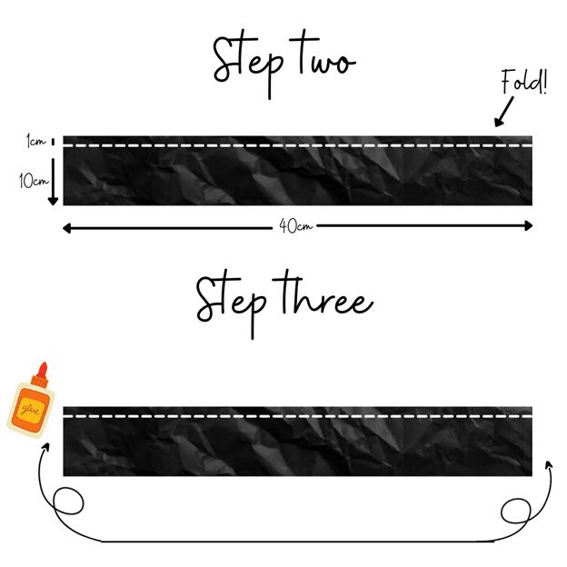 DIY graduation caps instructions