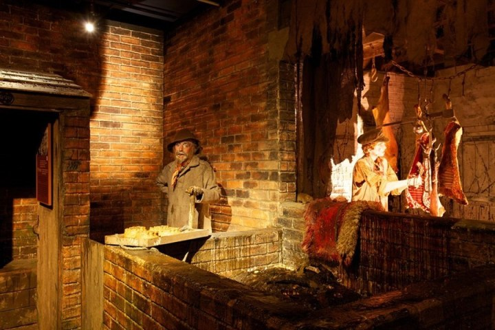 Thackray Medical Museum haunted