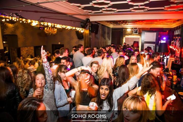 Soho Rooms Newcastle
