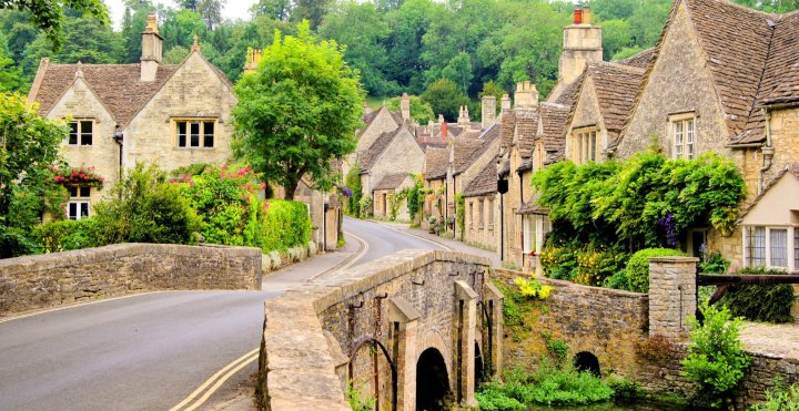 road trips in the UK