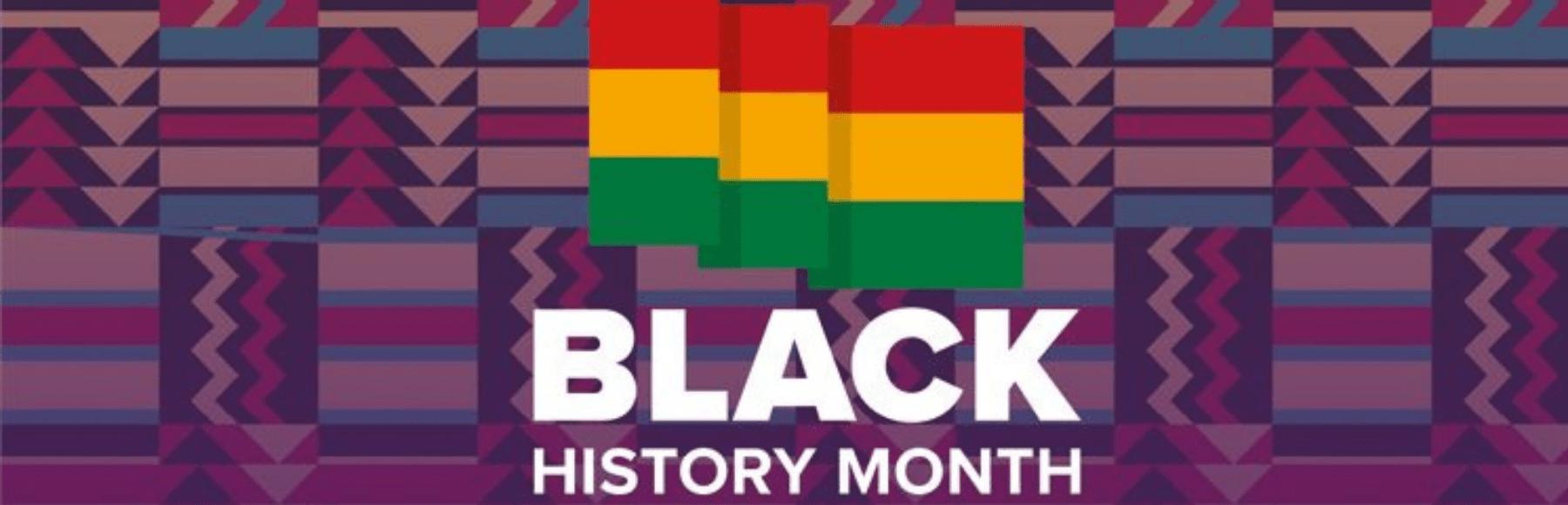Black history month sheffield