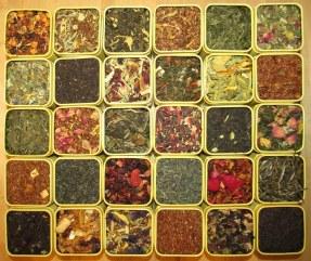 Tee-Mosaik