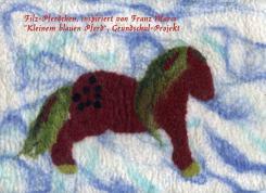 Pferd Annalena