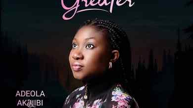 Greater by Adeola Akhibi