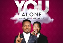 You Alone by Amos John & Victor Ike