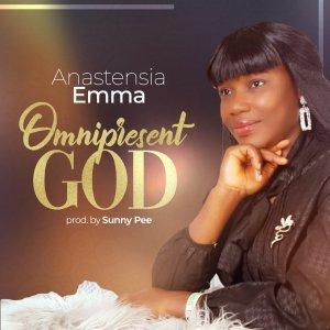Omnipresent God by Anastensia Emma