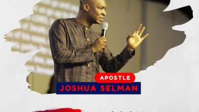 The Humanity (Limitation) Of Men by Apostle Joshua Selman