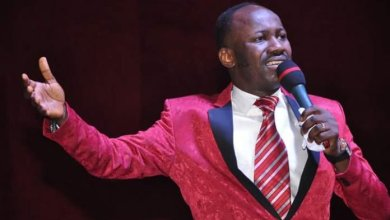 "Apostle Suleman to Witches Advocacy Group ""I Have Healed Corona Virus Patient"""