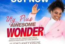 Awesome Wonder by Uty Pius