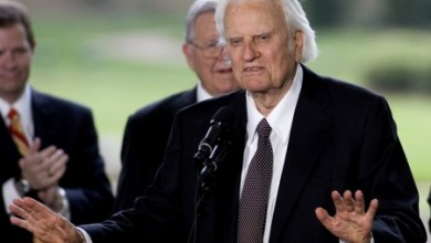 Billy Graham: Heaven Is Real, Not Just 'Wishful Thinking'