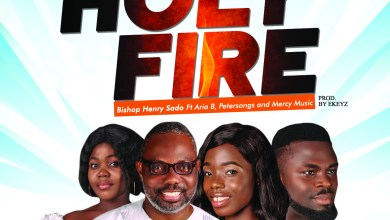 Holy Fire by Bishop Henry Sado Petersongs Aria B & Mercy Music