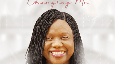 He Is Changing Me by Blessing Airhihen