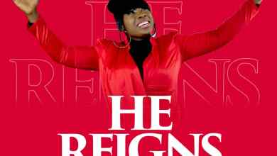 He Reigns by Blessing Dimkpa