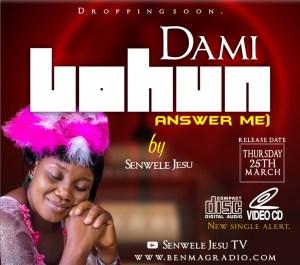 Dami Lohun by Bukola Akinade Senwele Jesu
