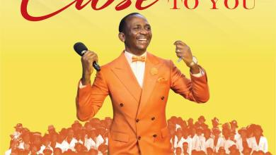 Close To You by Dr. Paul Enenche and The Glory Dome Choir