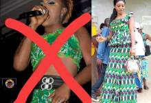 Former Dancehall Queen CanC Gives Up Vague Lifestyle To Follow Christ