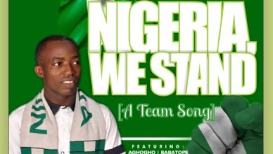 Nigeria We Stand by Captain Philip Aghogho Babatope Obinna & Amina Gold