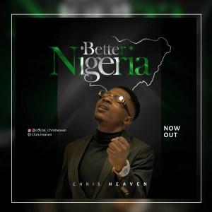 Better Nigeria by Chris Heaven
