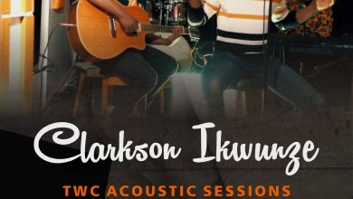 TWC Acoustic Sessions with Clarkson Ikwunze