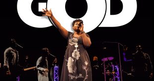 Mighty God by Derin Bello