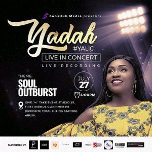 Yadah Live In Concert 2019 #YALIC